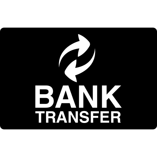 bank transfer payment finisher media